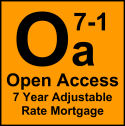 Wholesale-Mortgage-Open-Access-ARM-7-year-Adjustable